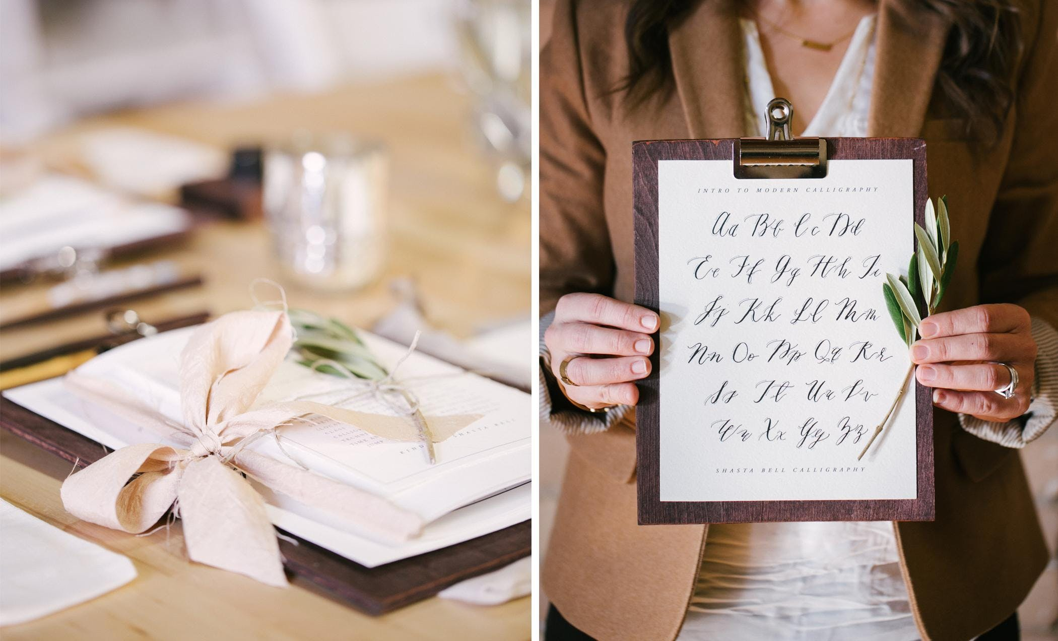 Introduction to modern calligraphy workshop 24 may 2018