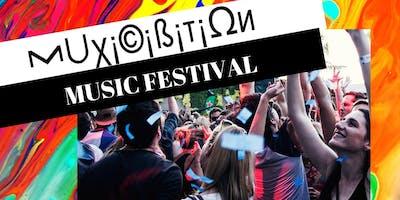 MUXICIBITION - SUMMER MUSIC FESTIVAL