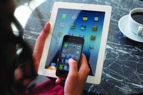 Try an iPad @ Fawkner Library