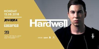 Hardwell Cocorico Riccione 13 Agosto 2018 Low Cost