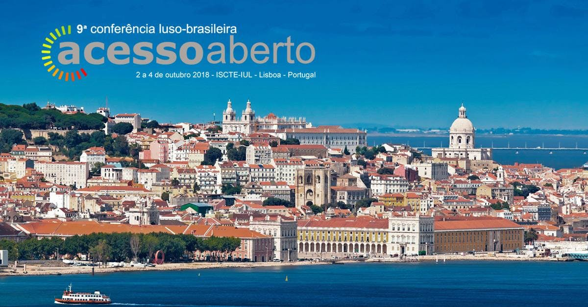 9ª Conferência Luso-Brasileira de Acesso Aber