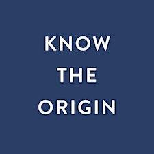 Know The Origin logo