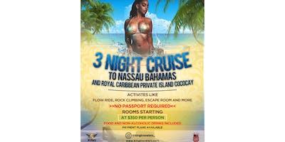 3 Day Bahamas Cruise NYC Take Over