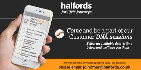 Customer DNA tickets