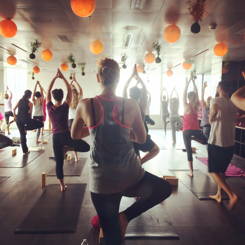 Session de yoga : Strala yoga - Journée mondi