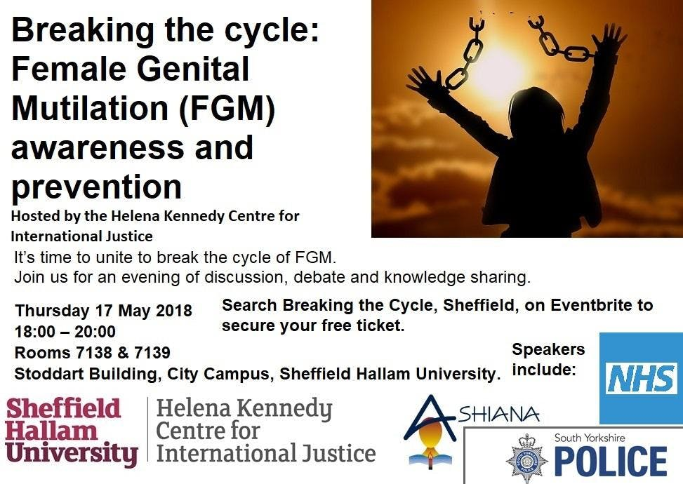Breaking the cycle: Female Genital Mutilation (FGM) awareness & prevention