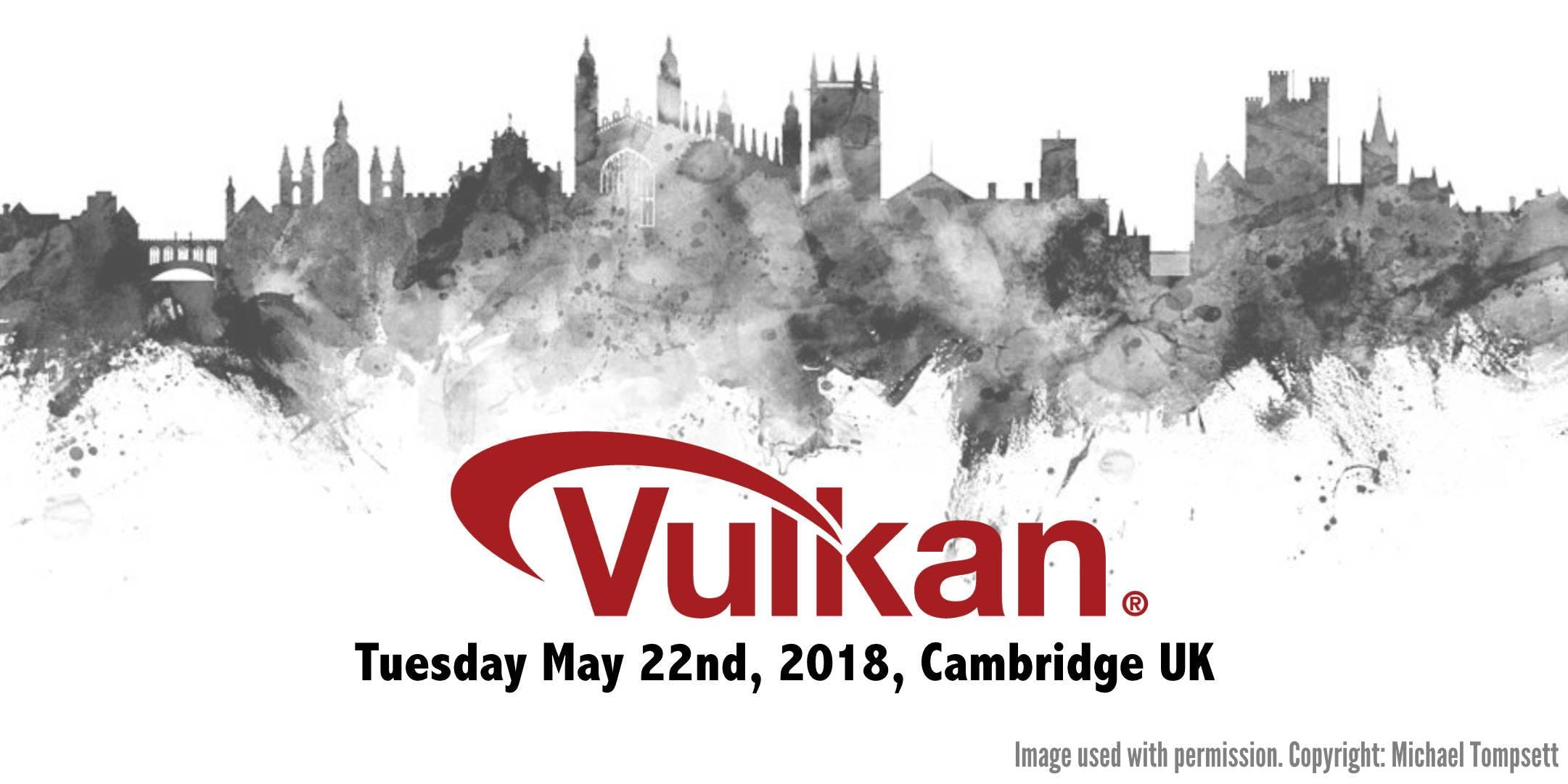 Vulkanised is back! Get the latest updates fr
