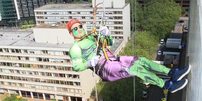 Register your interest for St Thomas' Abseil 2019
