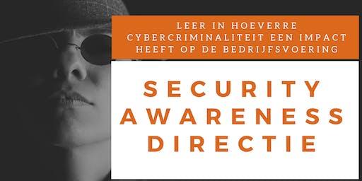 Security Awareness Directie Training (Nederlands)