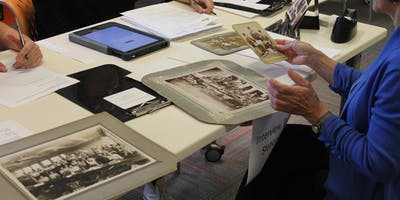 First Fridays: Mount Auburn Digitization Days