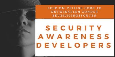 Security Awareness Developers Training (Nederlands)