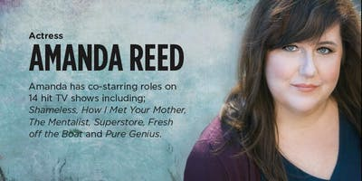 How To Get Cast For The Part With Amanda Reed