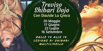 Treviso Shibari Dojo - lezione di shibari e bondage multilivello