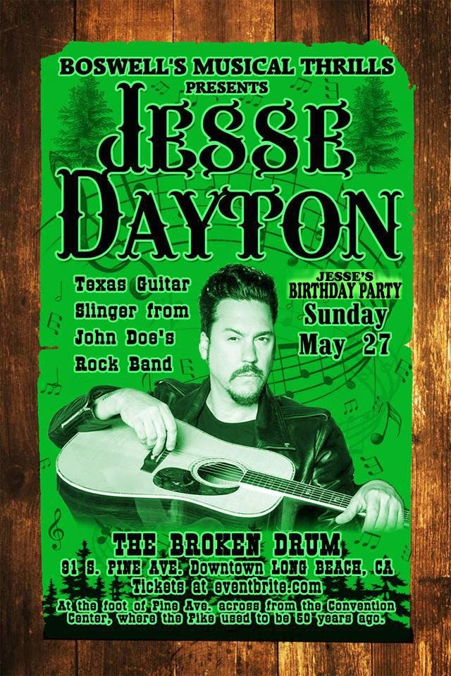 Jesse Dayton's Birthday Party~~