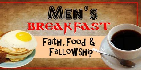 Mens Prayer Breakfast Meeting tickets
