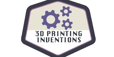 3D Printing Inventions - Summer Camp