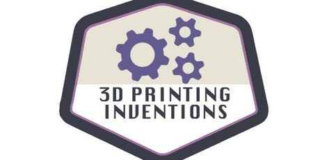 3D Printing Inventions - Summer Camp tickets