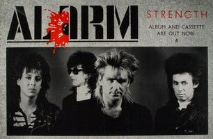 SIGMA TOUR:The Alarm, Modern English, Jay Aston's Gene Loves Jezebel