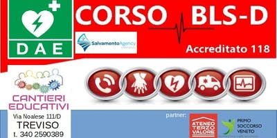 CORSO BLSD PRO Adulto-Pediatrico con ECM per SANITARI Treviso