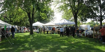 Pioneer Park Craft and Vendor Fair