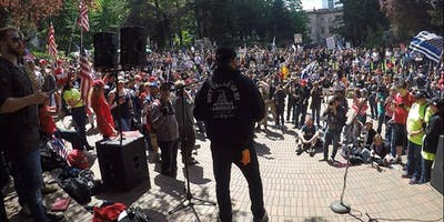 Freedom Rally Minneapolis