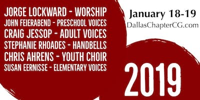 2019 Dallas Church Music Workshop
