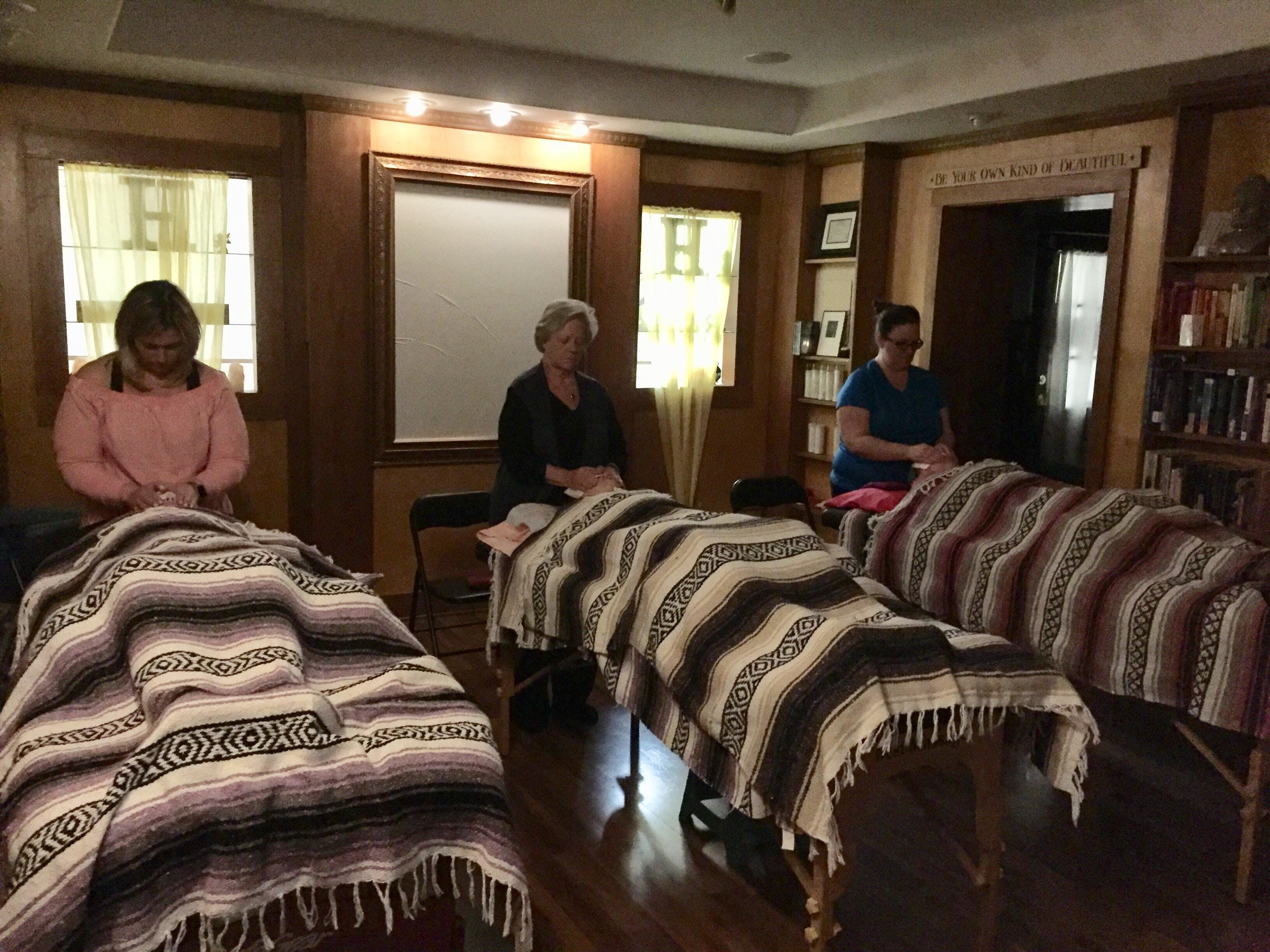 Reiki Level 1 Training, 12 Hour Certification