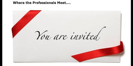 Networking in  St Petersburg,  You're Invited! Fridays at 7:30am to 9:00am  Bring 45 business cards  tickets