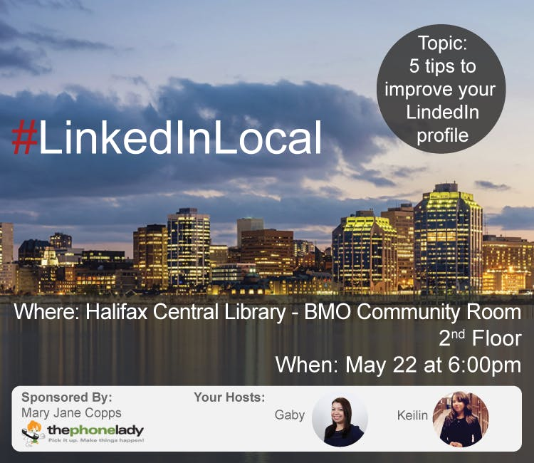 LinkedIn Local Halifax