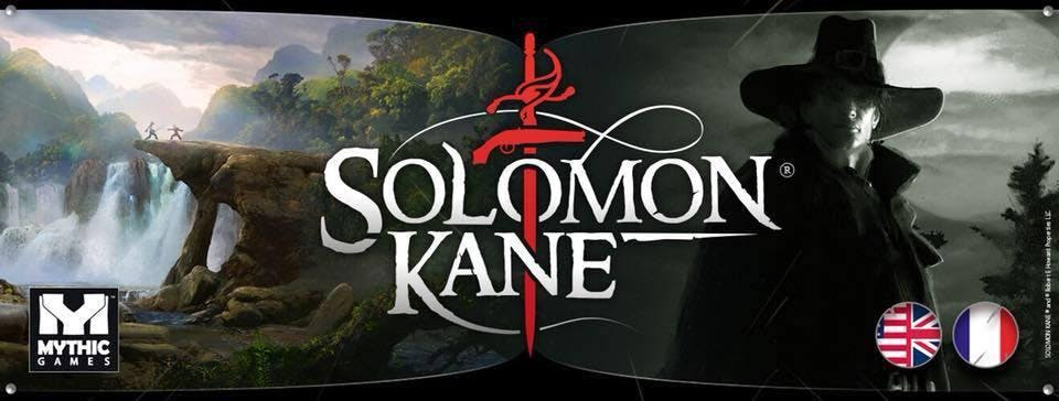Présentation de Solomon Kane !