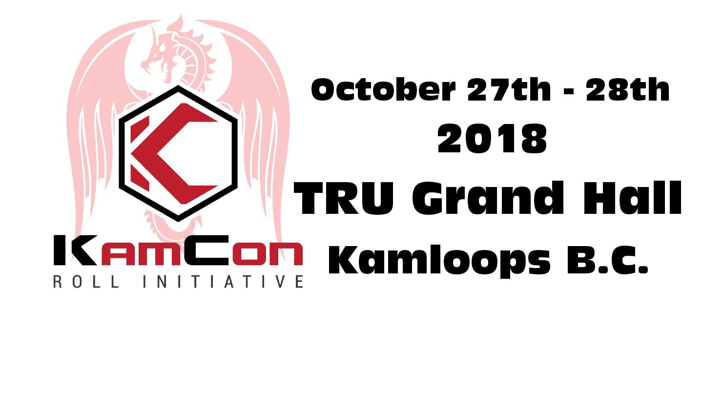 KamCon 2018