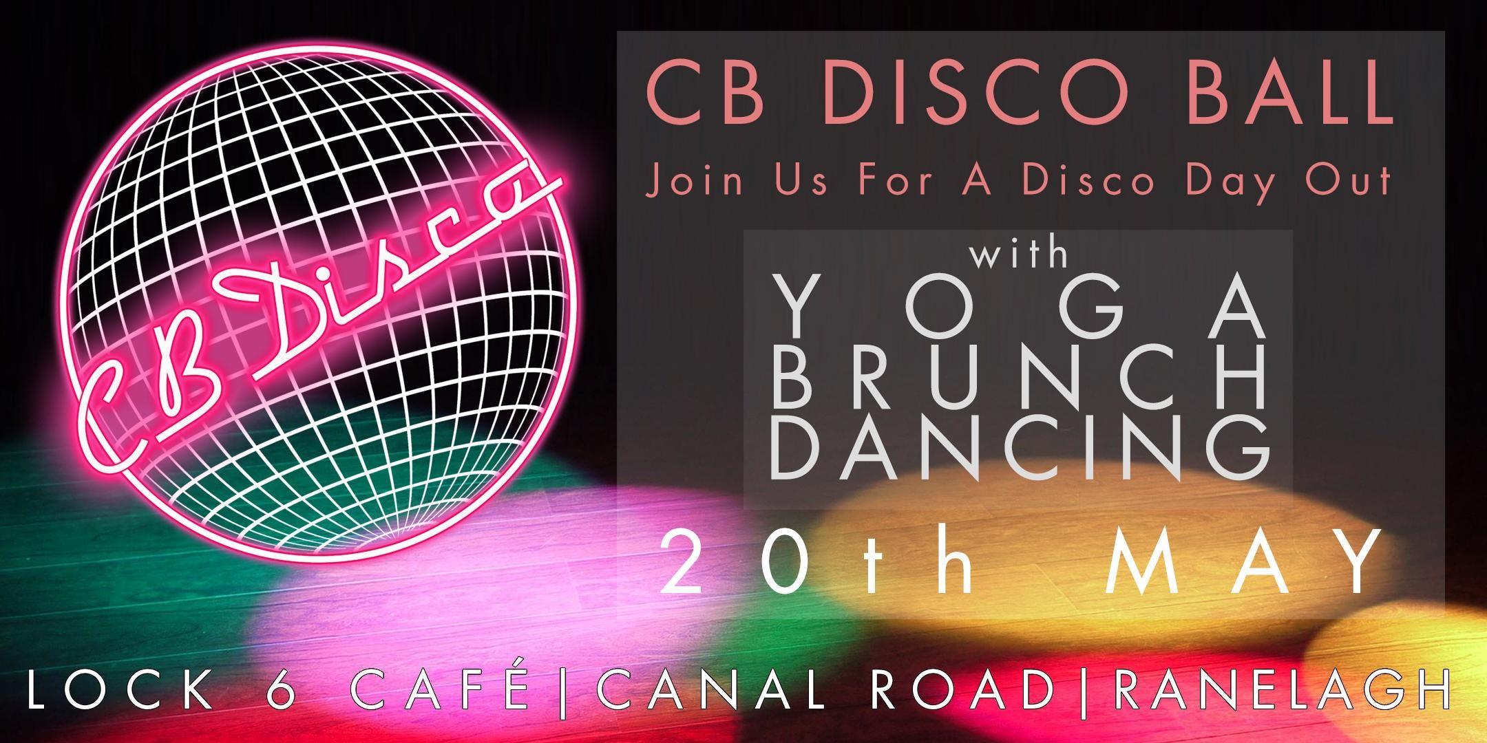 CB Disco Ball #1 : Dublin