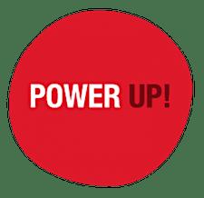 Power Up!  logo