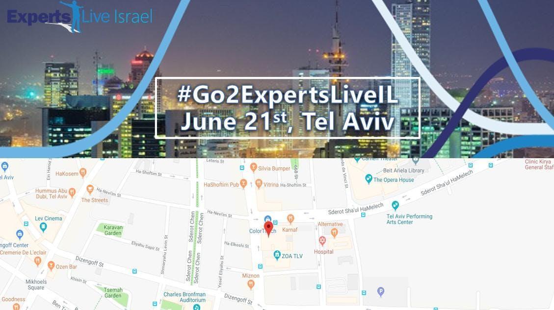 Experts Live Israel