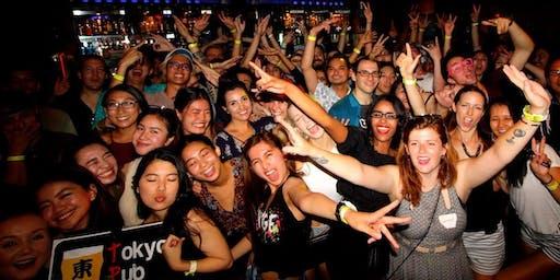 Tokyo Pub Crawl Bar Hopping Tour!