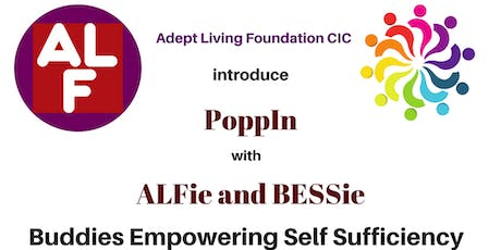 PoppIn & IPSG with ALFie and BESSie - Biggleswade tickets