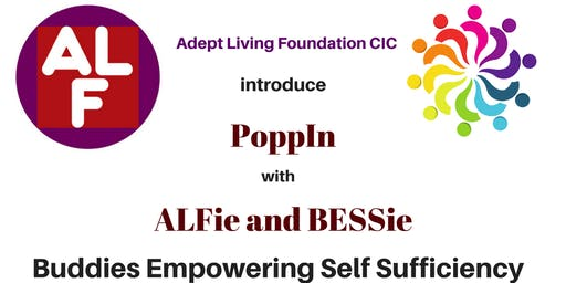 PoppIn & IPSG with ALFie and BESSie - Biggleswade