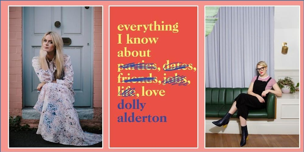 To anyone reading this, let me introduce you to my new favourite book:  Everything I Know About Love by Dolly Alderton. This is a memoir filled  with stories ...