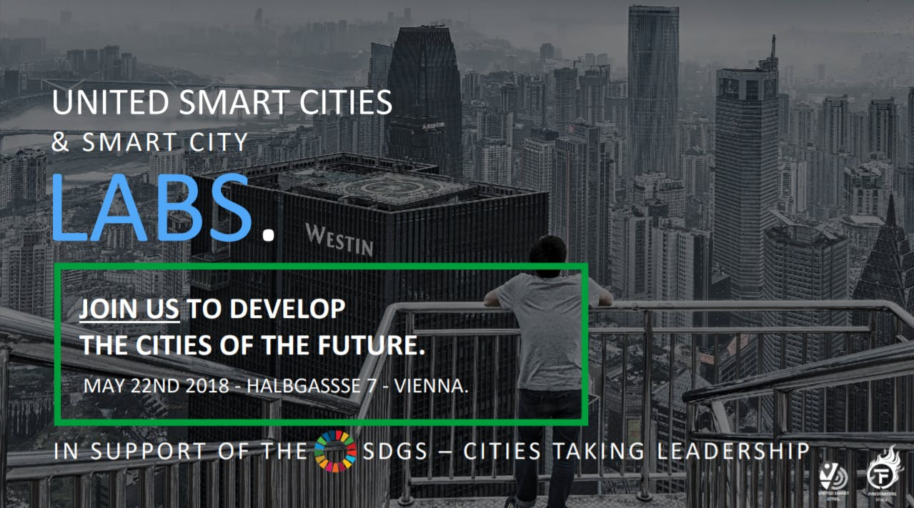 United Smart Cities - Media Launch & Smart Ci
