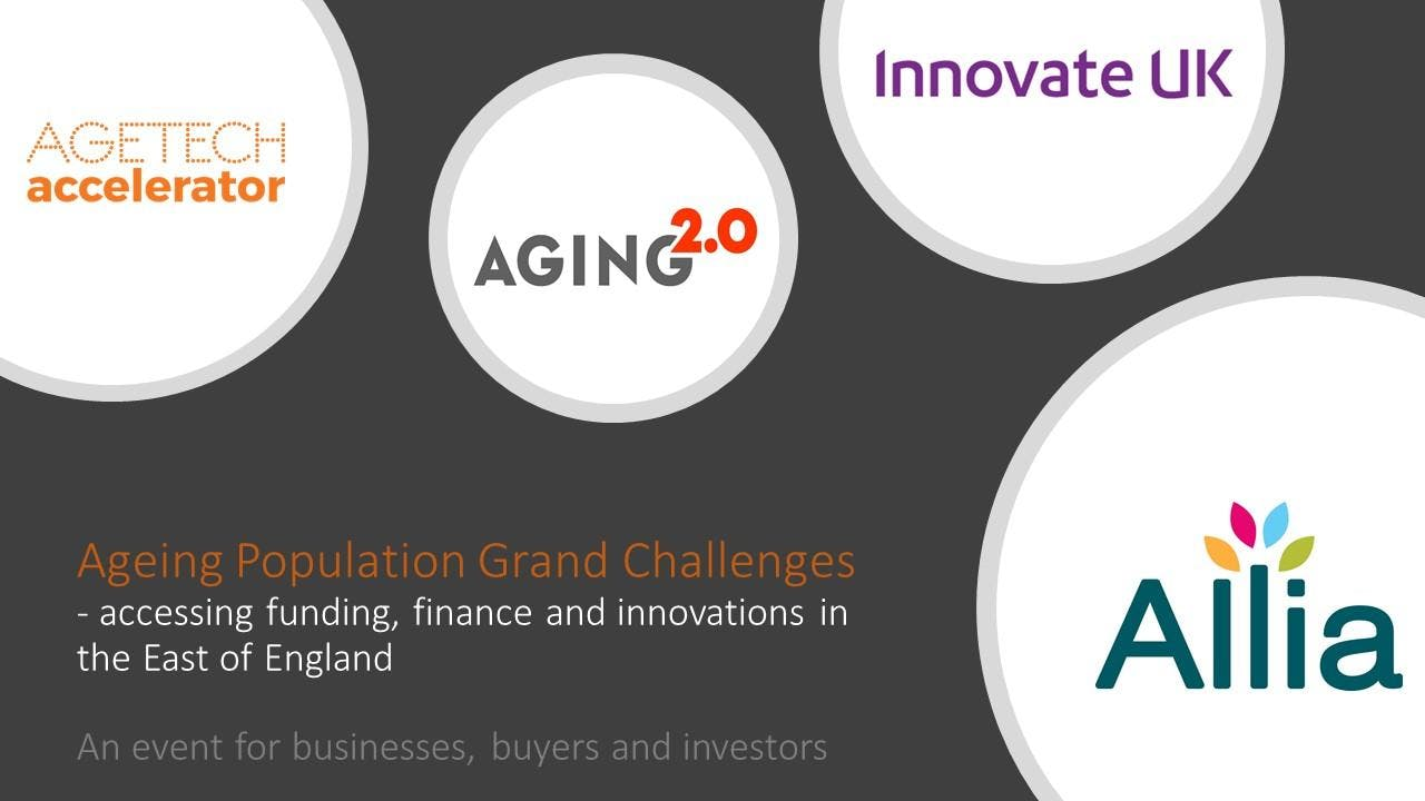 Ageing Population Grand Challenges-accessing