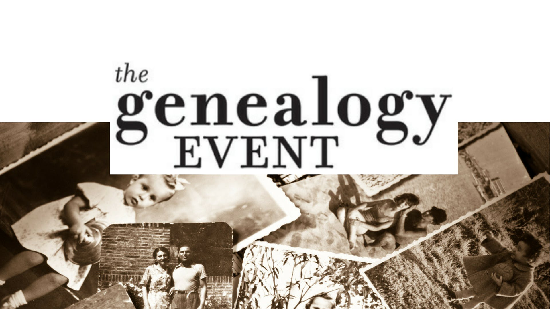THE GENEALOGY EVENT (IRELAND)
