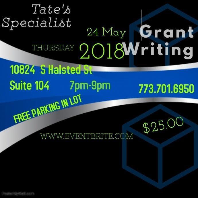 Grant Writing Class