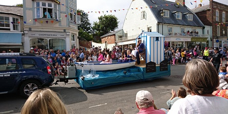 Aldeburgh Olde Marine Regatta and Carnival tickets