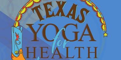 Texas Yoga Conference 2019 Yoga for Health Integrative