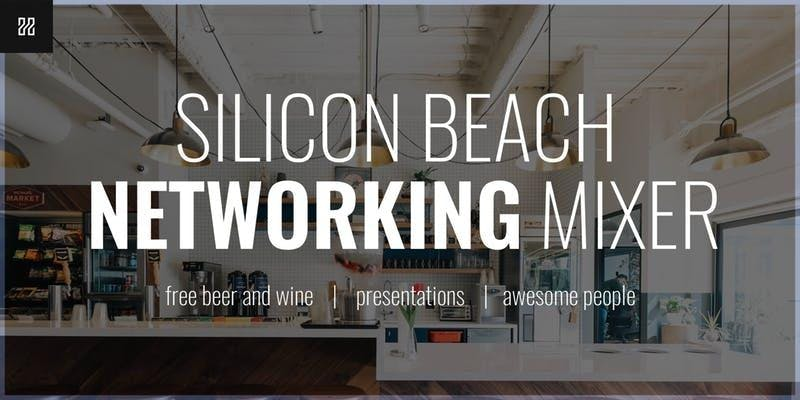 Silicon Beach Networking Mixer at The Room in
