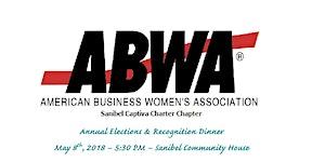 ABWA Sanibel Captiva Annual Elections & Recognition...