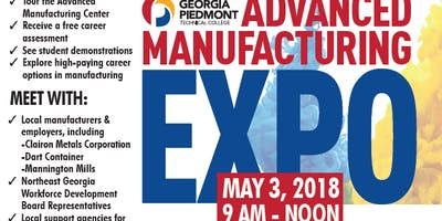 Shuttle Bus for Advanced Manufacturing Expo - Covington