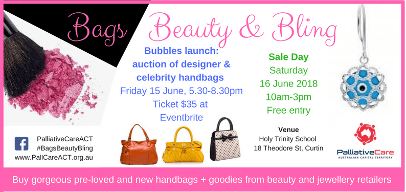Bags Beauty Bling