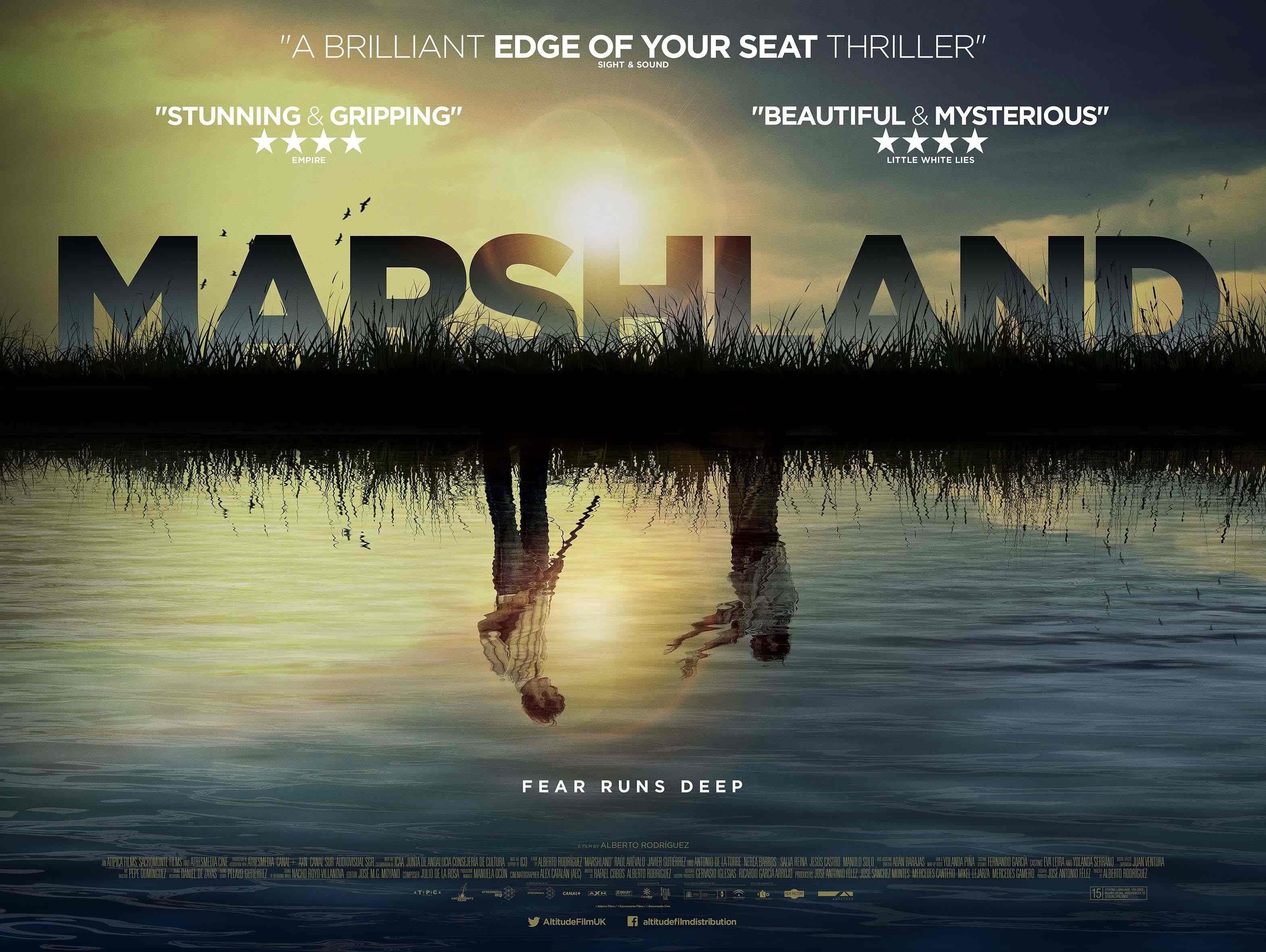 MOVIE NIGHTS: La isla mínima (Marshland) Directed by Alberto ...