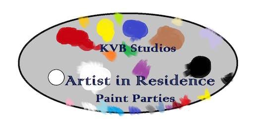 HeadShots Paint Party